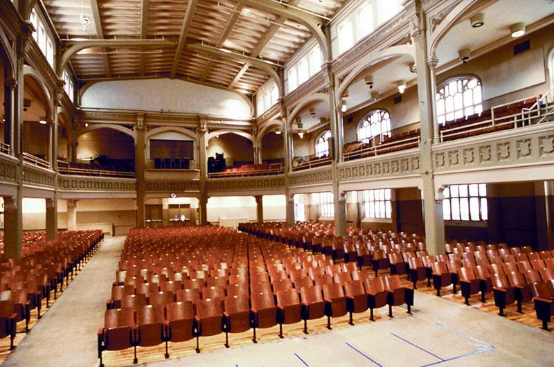 ER Auditorium
